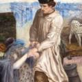 19世紀末の芸術に魅了されすぎたら世界が広がった☆the decadence☆ Vol.8【堕ちた女と絵画「みつかって」編】