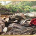 19世紀末の芸術に魅了されすぎたら世界が広がった☆the decadence☆ vol.17 【絵画の中の恋愛物語-前編】
